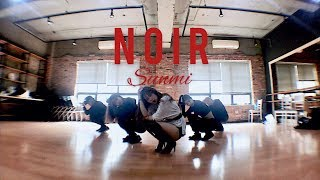 선미-누아르 안무 | Noir by Sunmi | Comma Dance Choreography