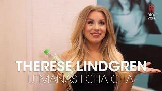 NOBE challenge - Therese Lindgren utmanas i cha-cha