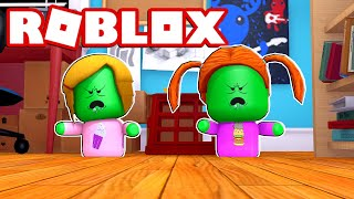Zombie Roblox Family | Daycare For The Kids