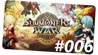 REGENBOGENMON LEVLEN?! || Let´s Play Summoners War #006 [German/Deutsch iOS Android HD]