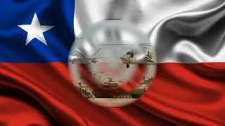 Chile vs Bolivia entrenamiento militar para la guerra.