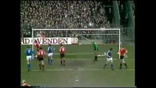 Ipswich Town - Manchester United 6 - 0 (1979 - 80)