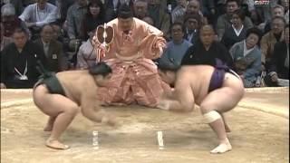 Ноябрьский турнир по сумо 2012 год 10-12 дни: Кюсю Басё (Фукуока) / Kyushu Basho (Fukuoka)