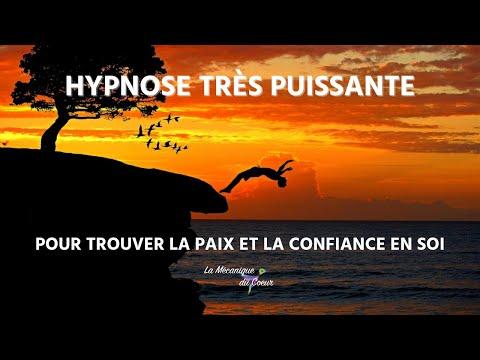 HYPNOSE TRÈS PUISSANTE POUR TROUVER LA PAIX ET LA CONFIANCE EN SOI.