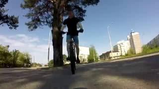 Велосипед VS Машина. Плюсы и минусы!