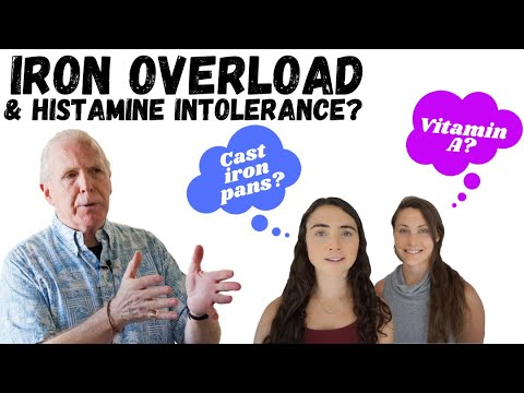 Iron Overload: Cause of Histamine Intolerance? | The Root Cause w/ Morley Robbins Pt. 2
