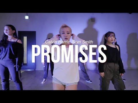 Calvin Harris, Sam Smith - Promises │ ' SASHAA ' Girlish Class │ 파주 운정 댄스학원