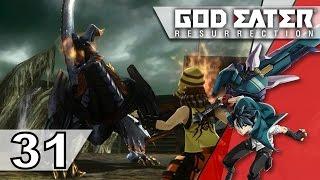 Let's Play God Eater Resurrection | Ep.31 | Un Hannibal !