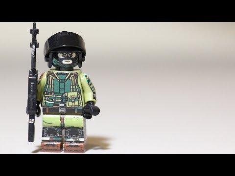 LEGO Battlefield 4: Siege of Shanghai or Dawnbreaker