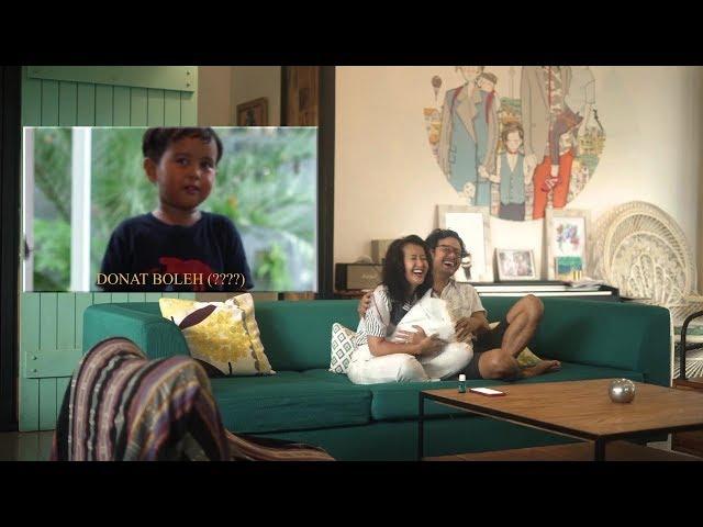#Dwidi11thAnniversary - Reaksi Ibu Widi & Bapak Dwi!