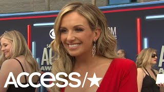 Carly Pearce Explains Why She Didn't Hire A Wedding Planner For Her & Michael Ray's Big Day | Access