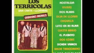 Los Terrícolas - Deja De Llorar Chiquilla