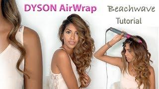 DYSON AIRWRAP BEACH WAVE | TUTORIAL | ARIBA PERVAIZ