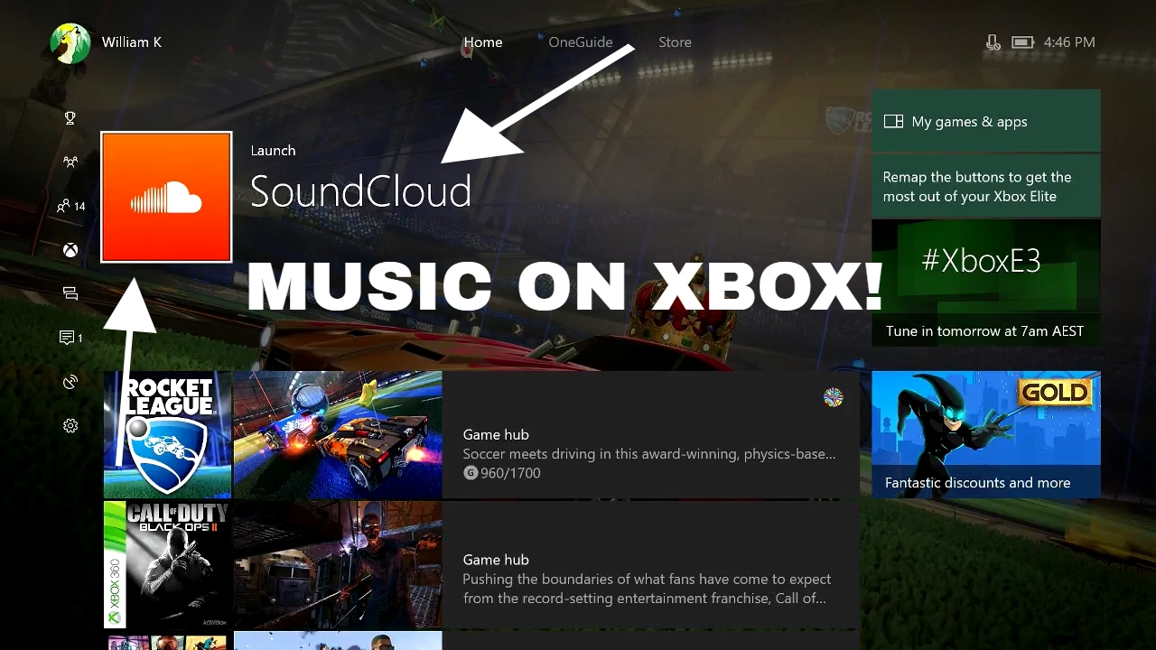 Xbox One How To Listen To Music While Playing Games