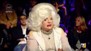 NIENTE DI PERSONALE  26/04/2011 - L'intervista a Platinette