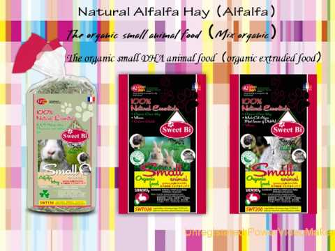 France Sweet Bi organic pet food.