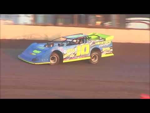LASALLE SPEEDWAY 9 24 17  late Model Action