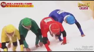 RMR Episode129 - Japanese Slippery Stairs Game Show!