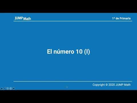 1. Unidad 8. El número 10 I