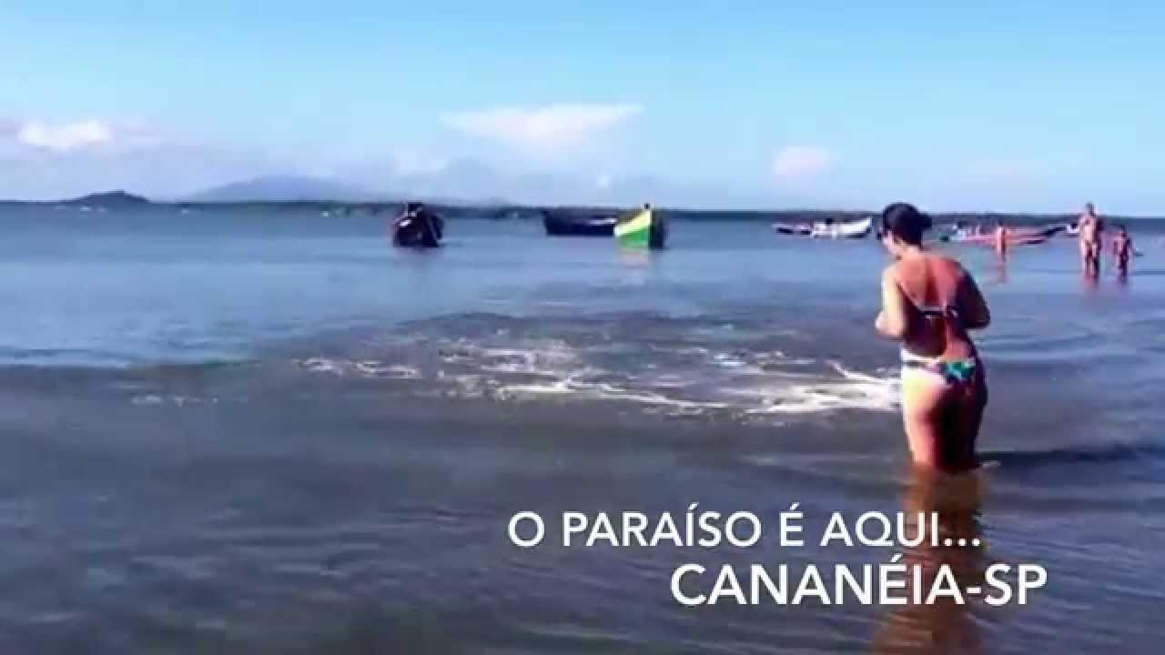 Nadando com Golfinhos em Cananéia / Ilha do Cardoso