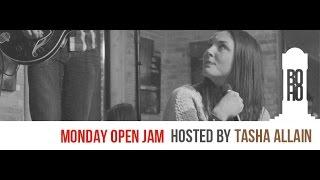 Crazy, Gnarley Barkley Cover Tasha Allain Live @ Boathouse