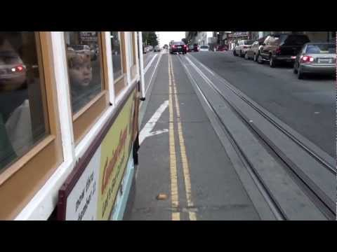 San Francisco, California - Cable Car HD (2011)