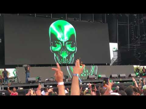 A$AP Ferg - Plain Jane (Live @Rolling Loud Miami 2018)