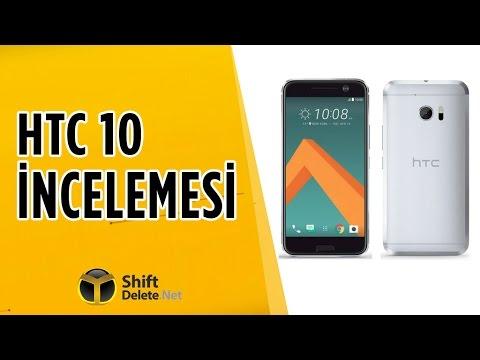 HTC 10 İnceleme - Vlog için En İyi Telefon