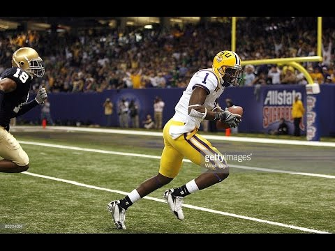 January 3, 2007 - Sugar Bowl - #11 Notre Dame vs #4 LSU
