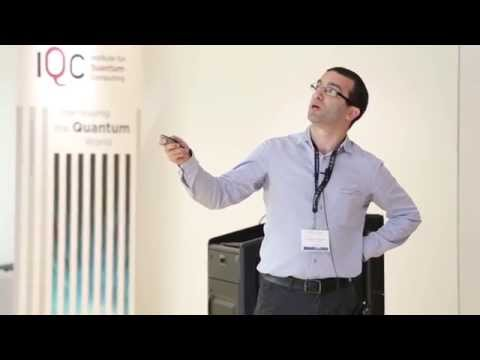 Vortex dynamics at the sub-nanometer scale - Yonathan Anahory