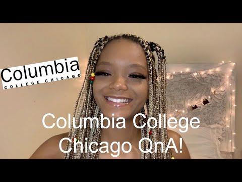 COLUMBIA COLLEGE CHICAGO QnA! | #ccc24
