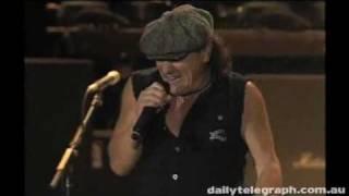 AC/DC - live in Sydney (18.02.2010) - Rock'n roll Train