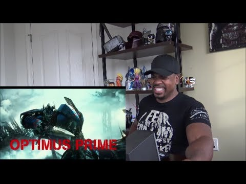 Transformers: The Last Knight TV Spots 34 and 35 REACTION!!!