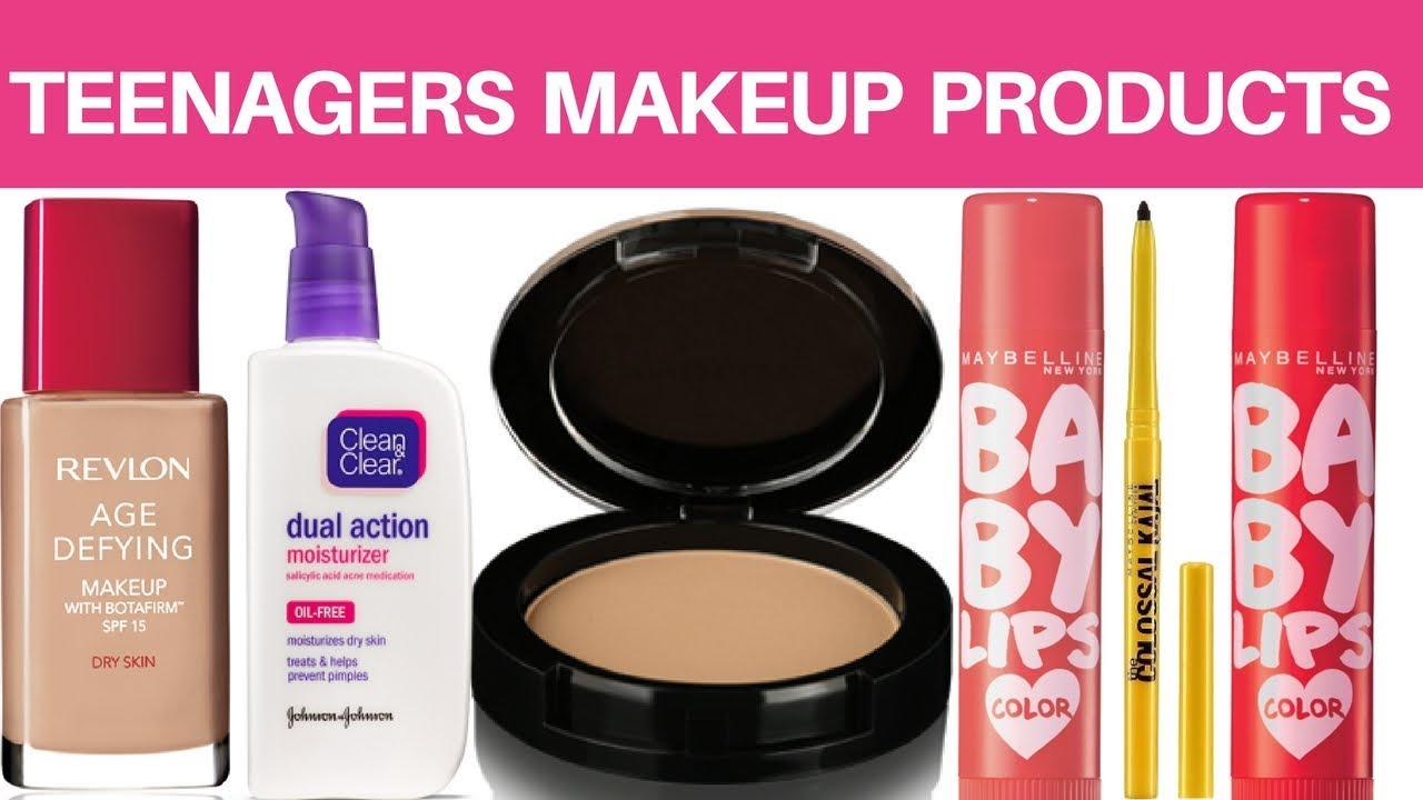 Makeup Products for College Going Girls