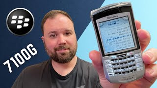 A 16 Year Old BlackBerry in 2021. Retro Phone Review!