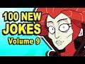 100 Yo Mama Jokes - Volume 9