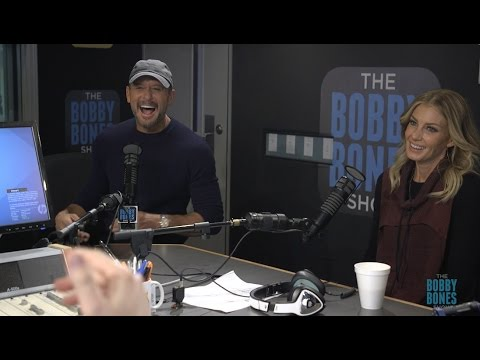 Hilarious Full Interview with Tim McGraw and Faith Hill