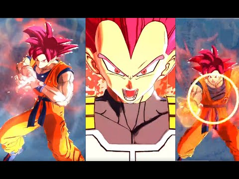 (Dragon Ball Legends) Legends Rising Returns! Super Saiyan God Goku & Vegeta Look Incredible!