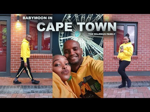 CAPE TOWN SHOPPING FOR BABYMOON | WATER FRONT | AQUARIUM