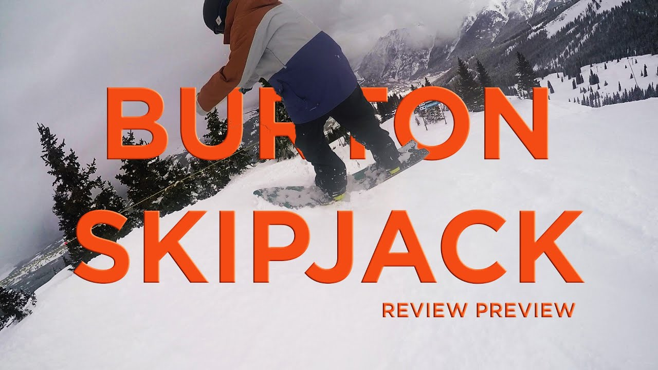 Quien capitalismo mil  Burton Skipjack Review Preview - BoardInsiders.com - Paden 2017 Burton  Snowboards Skipjack Review - YouTube