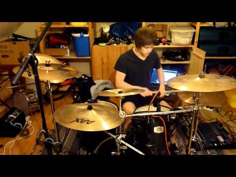 Seb Gee - Avenged Sevenfold - Brompton Cocktail (Drum Cover)