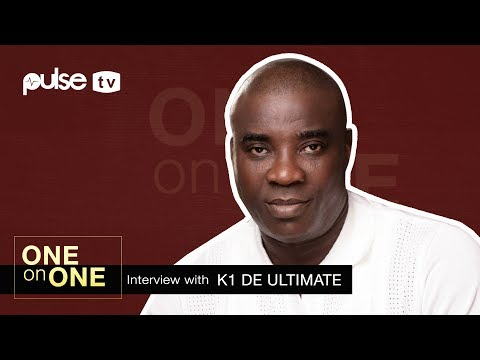 K1 De Ultimate 'Fuji the Sound' EP: Legend Talks Reinventing Fuji Music | Pulse TV