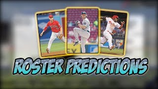 ROSTER UPDATE PREDICTIONS!! Part 2  MLB The Show 18 Diamond Dynasty
