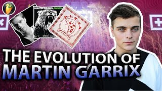 The Evolution Of Martin Garrix (2012 - 2017) (FL Studio)