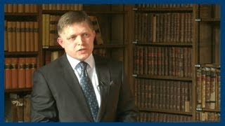 Communism in Slovakia | Robert Fico | Oxford Union