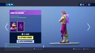 Fortnite shop January 1 DJ BOP GO WITH THE BASSES AND VERY MORE
