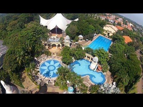 Kota Wisata Cibubur Jakarta - Aerial Video / Filming Indonesia