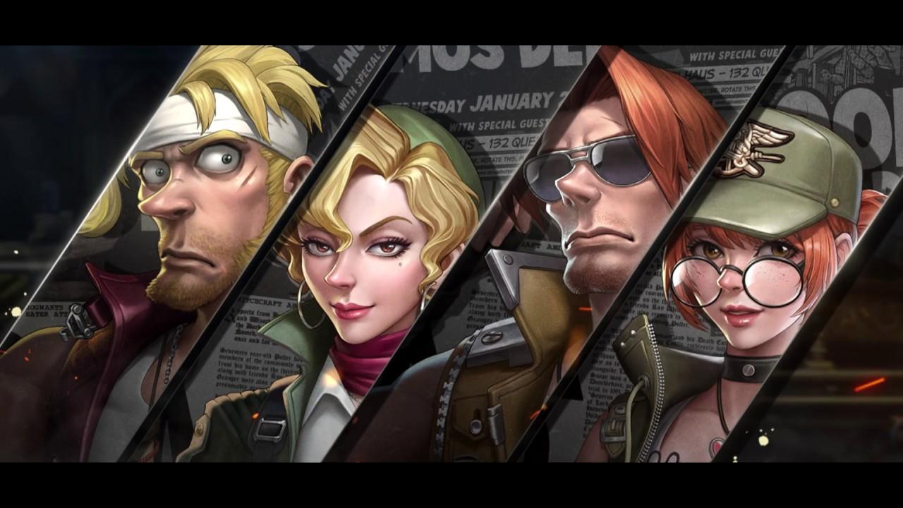 Metal Slug Code: J (TBD) Gameplay Reveal Trailer