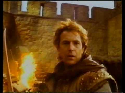 Australian Commercial For Robin Hood Prince Of Thieves Movie