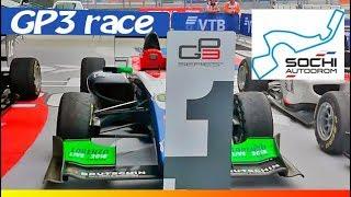 Гонка GP3 Сочи автодром. GP3 Race Sochi Autodrome
